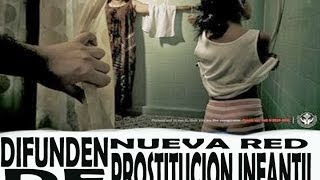 Repeat youtube video SE DESCUBRE RED DE PROSTITUCION ONLINE, STAR EDECANES TEEN (MAYO 2014)