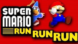 Popular overwatch video created by SMG4: SM64: Super Mario RUN RUN RUN!