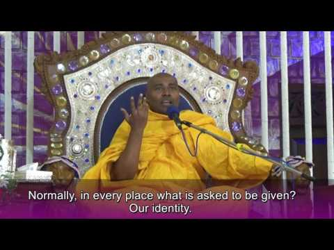 Where is the GOD - Arhath Siri Samanthbhdra thero