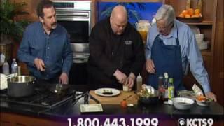 Kcts 9 Chefs, 2009: Sesame Encrusted Ahi Tuna