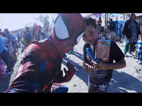 Spider-Girl Far From Home: Toys For Tijuana