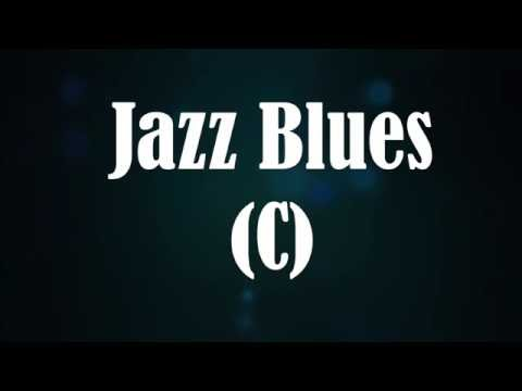 Jazz Blues Backing Track - Medium Up Swing (C)