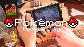 Pokémon TOWN & CITY Medley Pt.1
