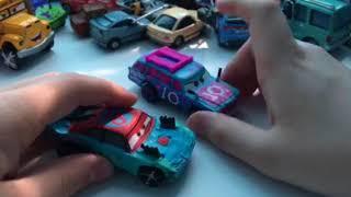 Disney Pixar cars Blind Spot review
