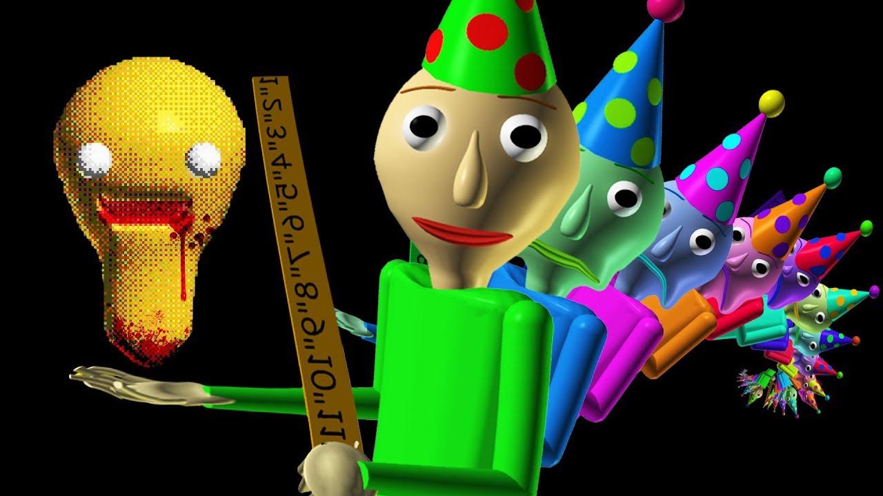 Baldi S Basics 1 Year Birthday Bash