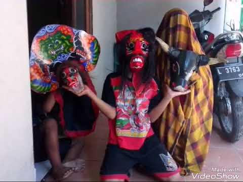 Lagu barongan turonggo anom budaya dan bantengan turonggo wilis