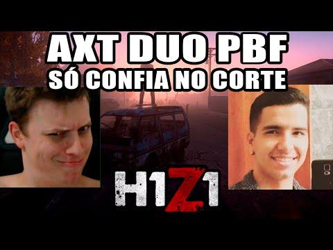 "H1Z1 - AXT DUO PBF ""CONFIA NA CALL"" - DIDI BÁRI"