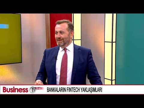 Bankaların #fintech yaklaşımları.. Aktifbank GM Serdar Sümer anlatıyor