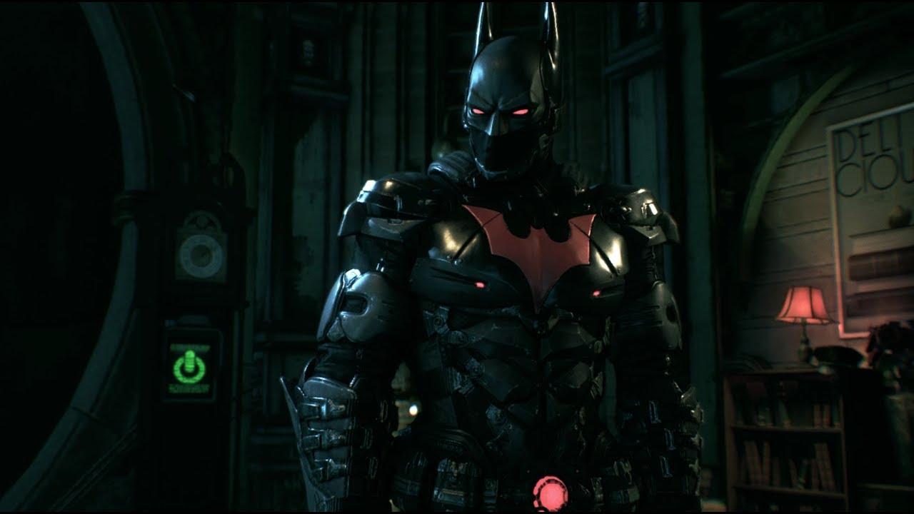 Batman: Arkham Knight (PC)(Batman Beyond Walkthrough)[Part ...
