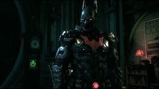 Batman: Arkham Knight (PC)(Batman Beyond Walkthrough)[Part 1] - The Batman [1080p60fps]