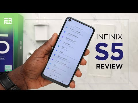 Infinix S5 Unboxing & Review!