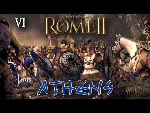 Total War: Rome II - Athens Campaign - Ep.6