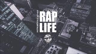 """90s Boom Bap Beat / Rap Hip Hop Instrumental / """"RAP LIFE """"/ Prod. Tony Hop Beats"""