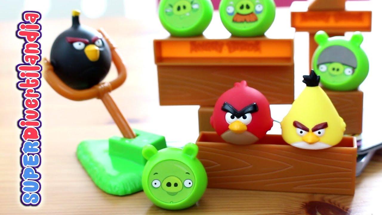 Angry Birds Juego de Mesa  YouTube
