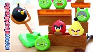 Angry Birds Juego de Mesa.