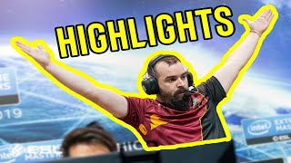 DAY 1 HIGHLIGHTS - IEM Chicago 2019