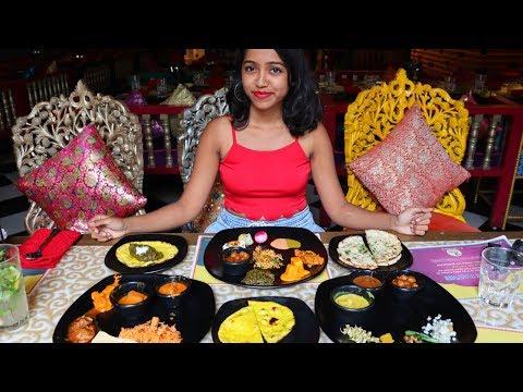 Unlimited Buffet Punjabi Food | Taste Of Punjab | Mumbai Food | Indian Food | Anagha Mirgal