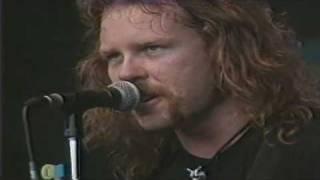 Metallica Of Wolf & Man Live 1993 Basel Switzerland