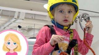 РАЗВЛЕЧЕНИЯ в ПАНДА ПАРКЕ - Маленькая Вера - Классные видео для детей малышей