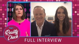 DWTS' Sean Spicer & Jenna Johnson On His Elimination, Dancing Vs. Politics & More | PeopleTV