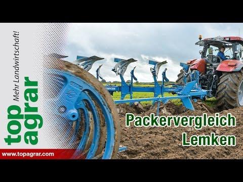 Packer-Vergleich: Angebaut oder angehängt? Lemken