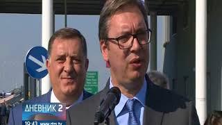 Otvorena dionica autoputa Banjaluka - Doboj