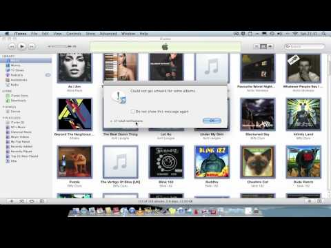 Album Artwork Assistant (Mac)