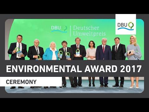German Environmental Award 2017 - Deutscher Umweltpreis 2017 (english version)