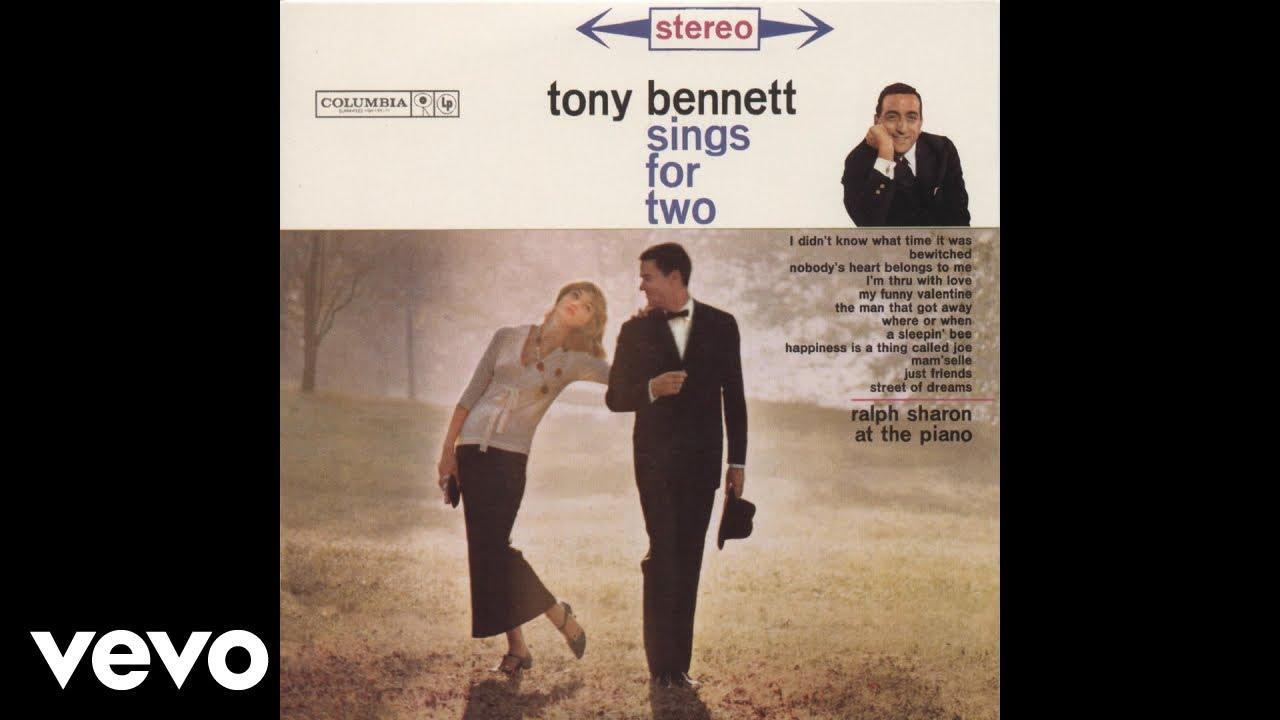 Tony Bennett - My Funny Valentine (Official Audio)