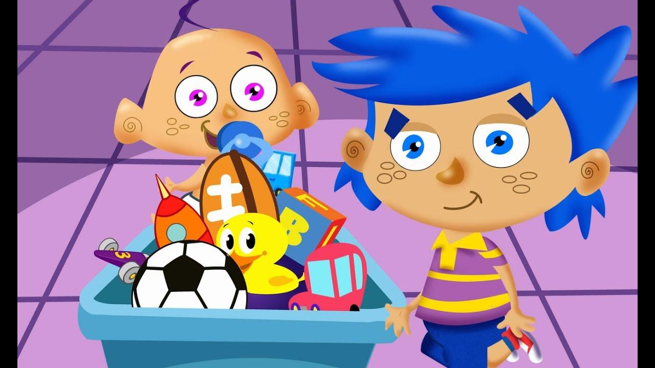 A guardar canciones de la familia blu youtube - Dibujos pared habitacion infantil ...