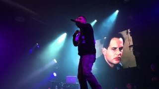 ccn3 tour live bushido shindy in berlin huxleys 28 10 2015