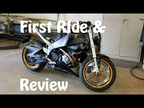 buell xb12 first ride & review - youtube