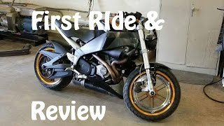 buell xb12 first ride review