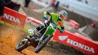 Eli tomac is fast  Ready for 2017