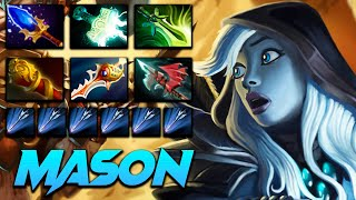 mason Drow Ranger - Dota 2 Pro Gameplay [Watch & Learn]