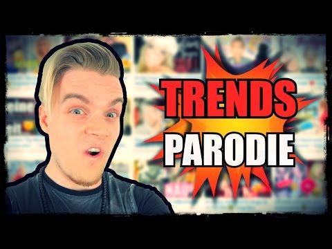 iBlali, Youtuber/Trends Parodien