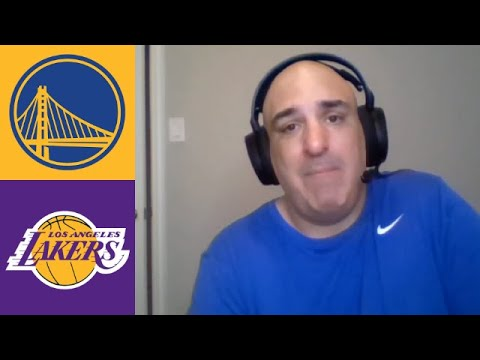 2021 NBA Playoffs: Warriors vs. Lakers odds, picks, play-in ...