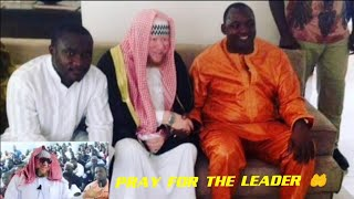 Imam Chabbo Cham Prays For Pr Barrow & The Nation - Friday Prayers - Active Tv Update