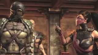[YTP] MKX: D'Vorah knows Mileena's secret