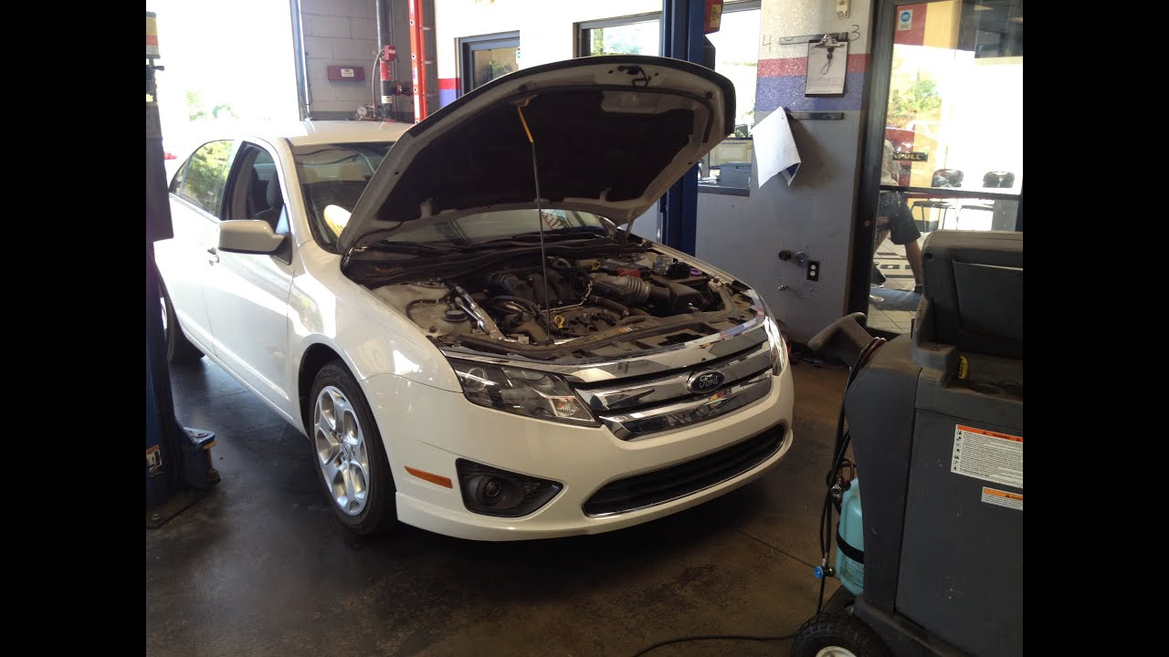 How to fix a ford code p2111 including calibration procedure youtube