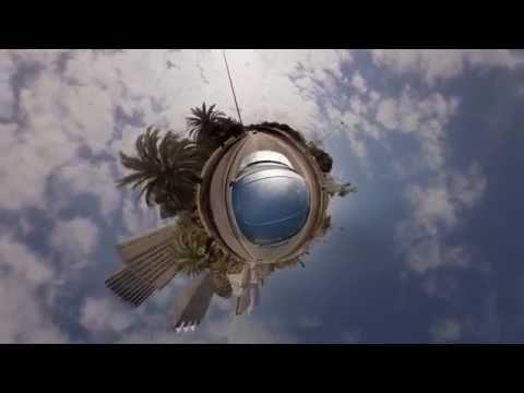 Sydney Harbour Bridge Little Planet