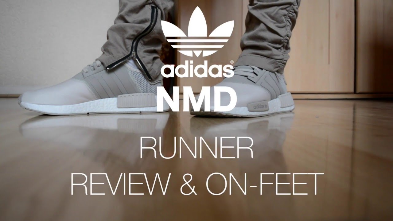 9572313ce ARE NMDs WORTH IT   - Adidas NMD R1 REVIEW   ON-FEET - YouTube