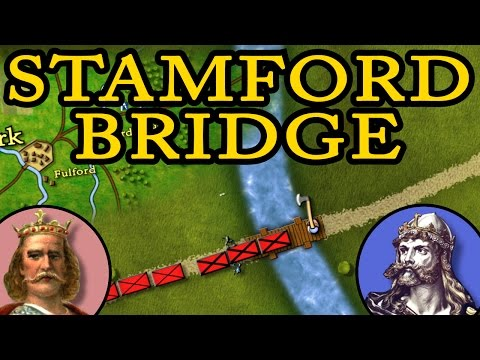 The Battle of Stamford Bridge 1066 AD