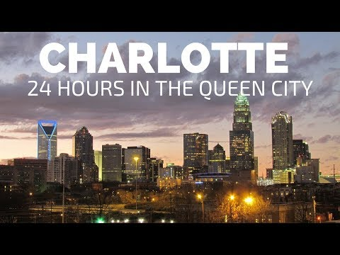 BEST THINGS TO DO IN CHARLOTTE - OVERNIGHT CITY GUIDE