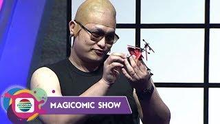 SUPER BERANI!! Gilang Dirga Bergaya Master Deddy Munculkan Helikopter - Magicomic Show