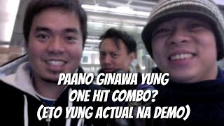 One Hit Combo First Demo (before it became an actual song) | Parokya Ni Edgar | Gloc9
