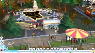 SimCity Freizeitpark-Set - Producer Walkthrough