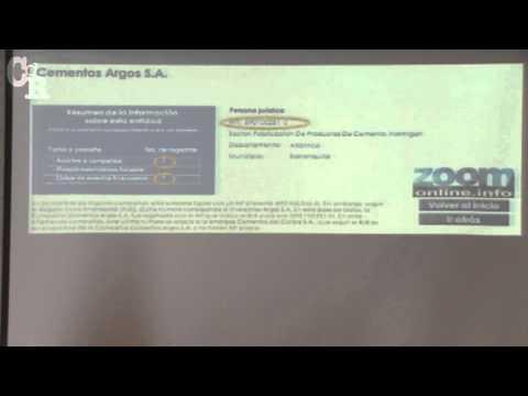 Cruces de información y más utilidades de ZoomOnline