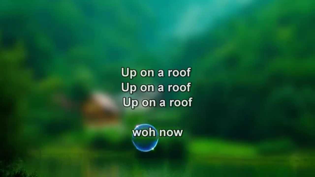 Up On The Roof James Taylor Lyrics Hd Youtube
