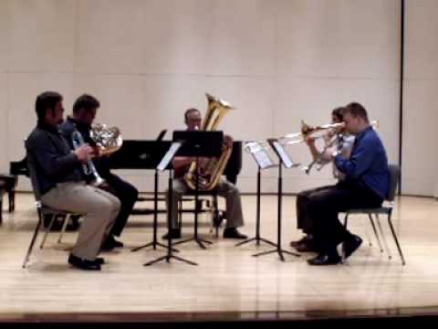 Univ. of Nevada, Reno Scholarship Brass Quintet